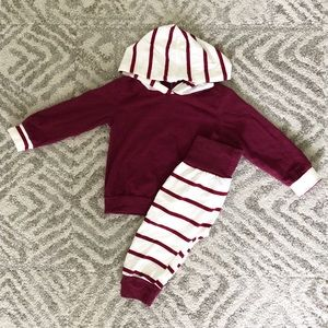 size 6-12 month baby outfit